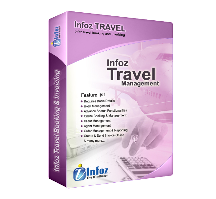 Travel Agency Invoice Software.The Hotel Booking System Is An